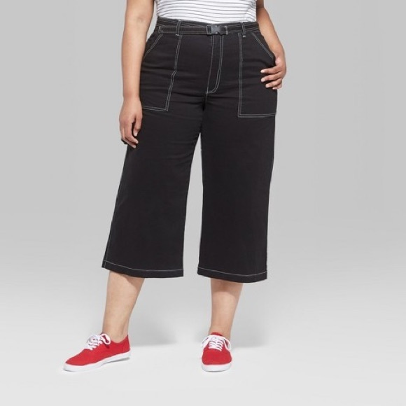 15c3154b98 Wild Fable Pants | Nwt Stitch Wide Leg | Poshmark